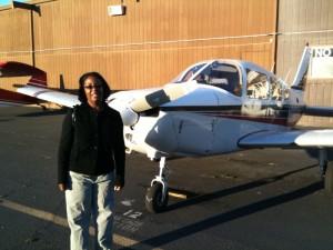 Another Happy Passenger...Myra D.!
