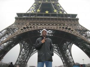 31 Dec 2008...mi dia solo en Paris.