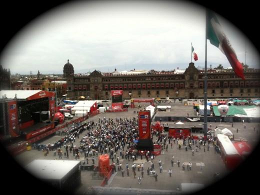 Reflexionar en México al Empezar el Primer Día del Resto de Mi Vida