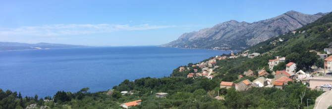 Two Weeks Outside Schengen – Coastal Croatia