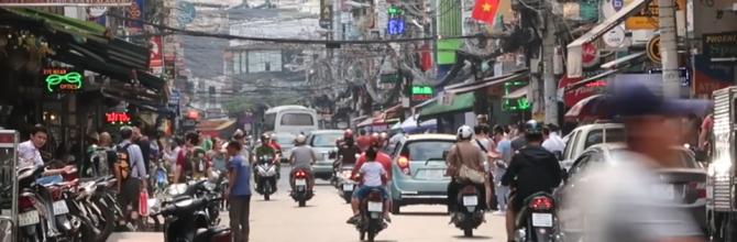 The Senses Succumb to the Sounds of Vietnam