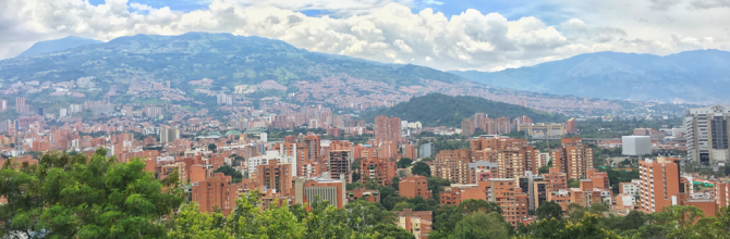 Medellín – Our Summertime Oasis in the Valley of Eternal Spring