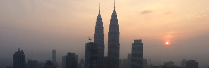 Malaysia – Six Hours & Fifteen Minutes with the Focus of Mr. Fogg